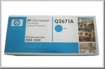HP Toner 309A - Q2671A (cyan)
