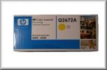 HP Toner 309A - Q2672A (yellow)
