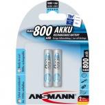 Akku Ansmann maxE Micro (AAA - 800mAh - 2er)