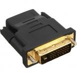 InLine HDMI-DVI Adapter (HDMI Buchse auf DVI-D 24+1 Stecker - vergoldete)