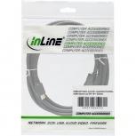 InLine HDMI-DVI Kabel (HDMI St. - DVI-D 18+1 St. - 2,0m)