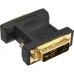 InLine DVI-A Adapter (12+5 Stecker auf 15pol HD Buchse - vergoldet)