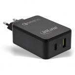InLine Quick Charge 3.0 USB Netzteil (schwarz - 30W)