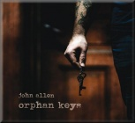 John Allen - Orphan Keys (Audio CD)