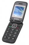 OLYMPIA Senioren - Handy Classic Mini 2257 (GSM - schwarz)