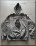 Pascow Side Pockets Kapu - Rabe (dark heather)