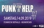 Ticket - Punk For Help 2019 (14.09.2019 - Neunkirchen)