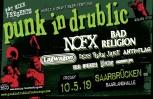 Ticket - PUNK IN DRUBLIC - 2019 (10.05.2019 - Saarbrücken)
