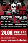 Ticket - RockCamp Festival 2017 (24.06.2017 - Saarwellingen)
