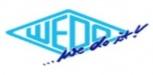 WEDO Edelstahlschere TITAN CUT-IT (210 mm - grau/weiß)